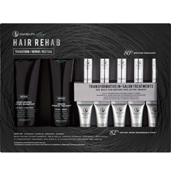AWAPUHI WILD GINGER HAIR REHAB STYLIST KIT