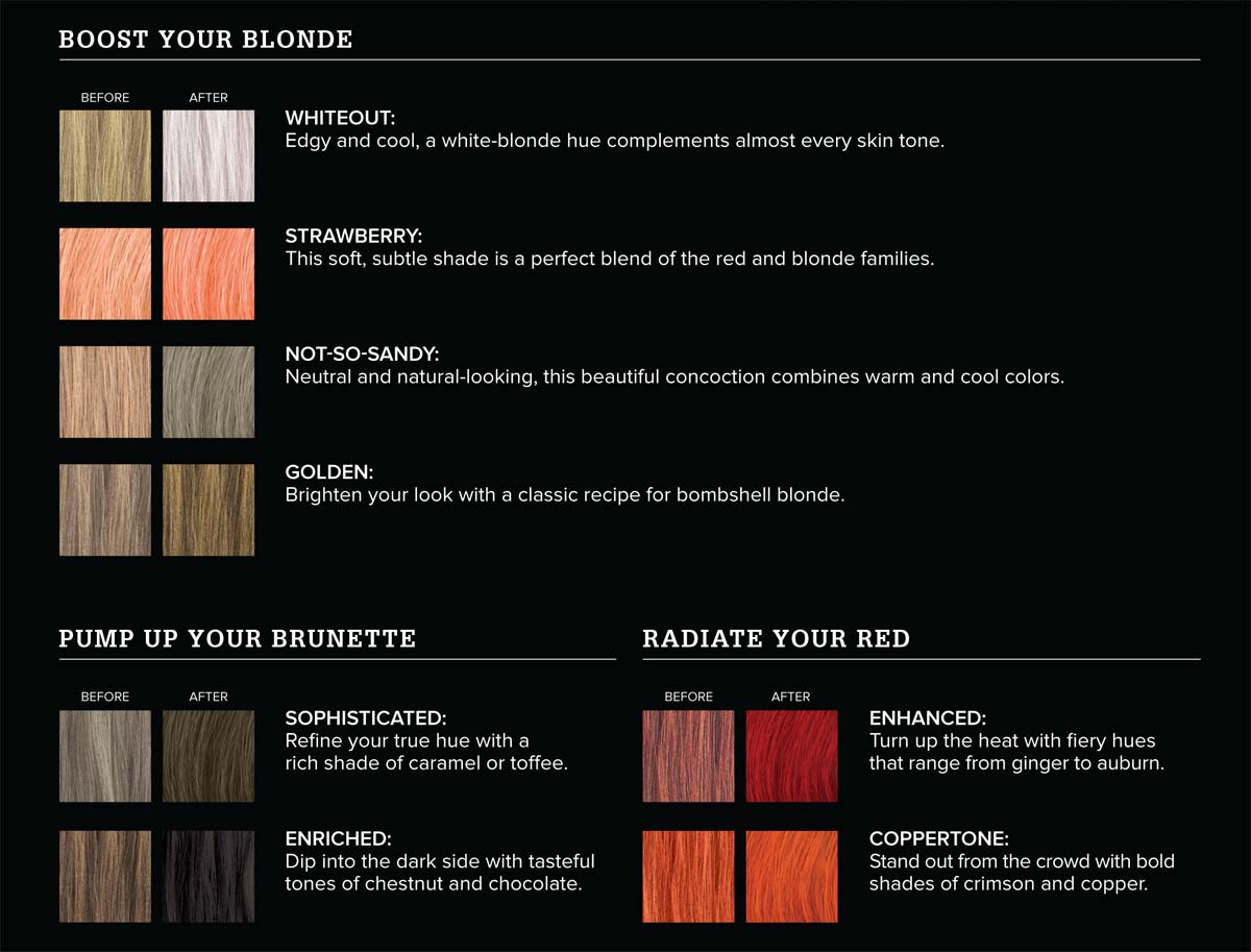 color craft from paul mitchell