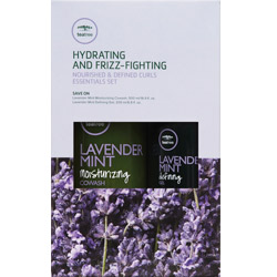 LAVENDER MINT HYDRATING & FRIZZ-FIGHTING DUO