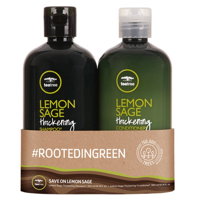 2 FOR $22 LEMON SAGE DUO
