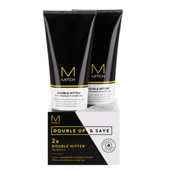 MITCH DOUBLE HITTER CARE DUO