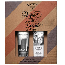 MVRCK RESPECT THE BEARD HOLIDAY GIFT