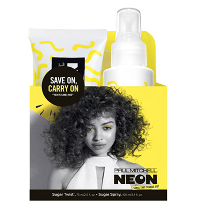 PAUL MITCHELL NEON<BR/>TEXT(URE) ME TRAVEL KIT