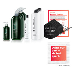 SALON STRONG CARE LARGE KIT