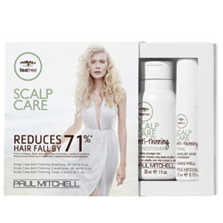 SCALP CARE REGIMEN SAMPLER